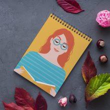 دفتر یادداشت زندگی کتابی نینا هیل